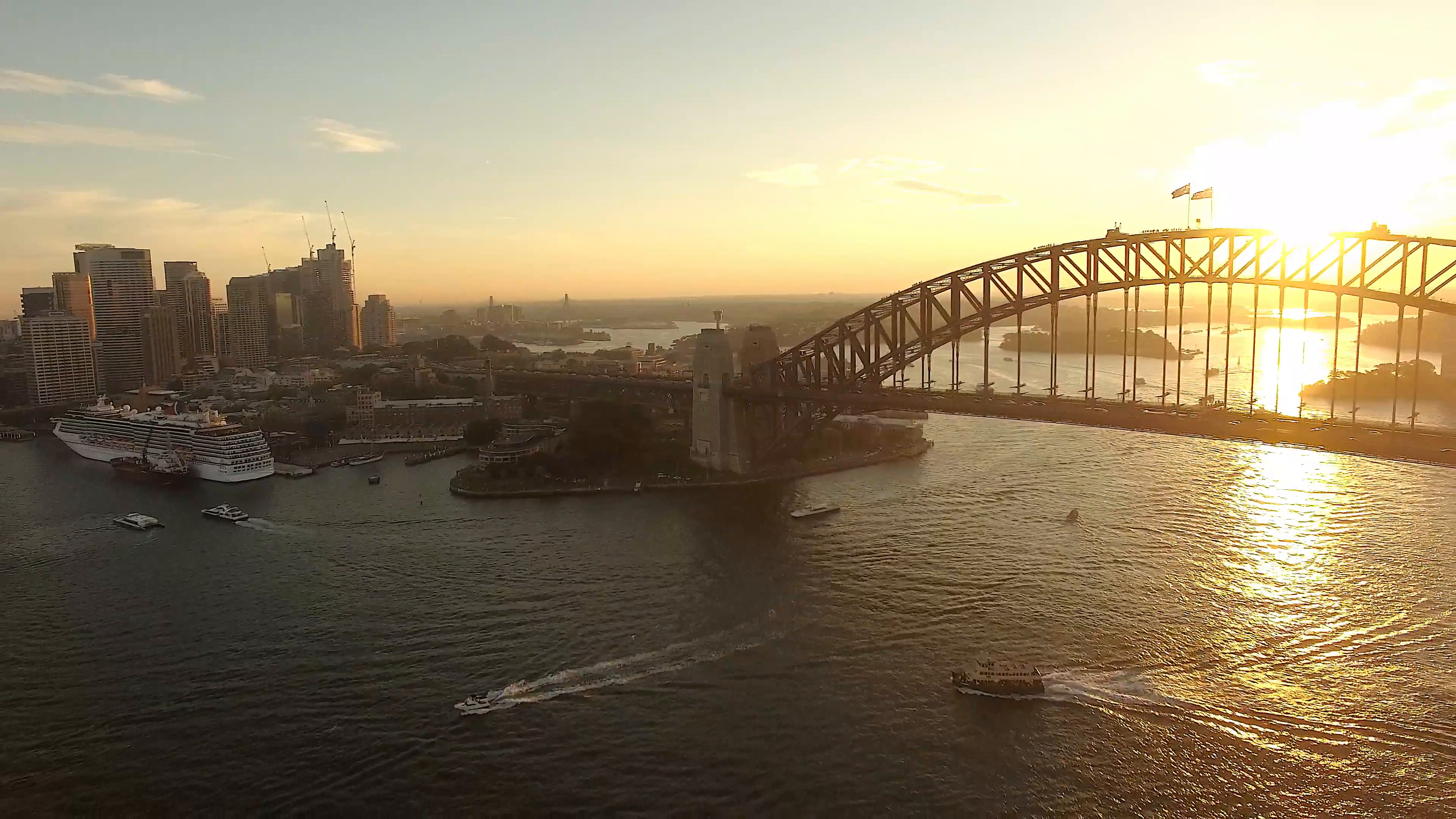 Helicopter Tour of Sydney harbour