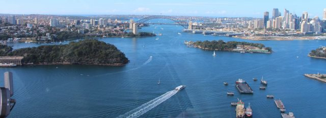 Sydney Harbour by scenic helicopter tour
