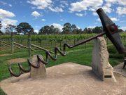 Bendooley Estate Winery art