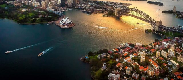 Sydney Harbour Helicopter tours